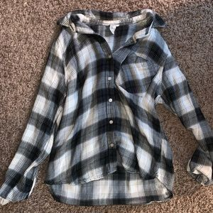 Flannel / Black and White